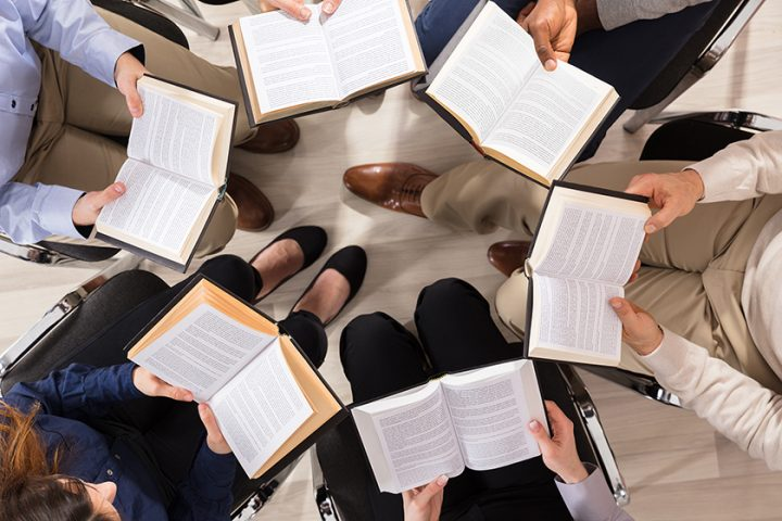 Clubes de leitura – como ler mais e melhor (quase) sem fazer força
