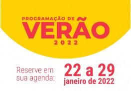 Verão - Save the date