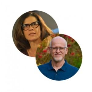Daniel Becker e Ilana Katz
