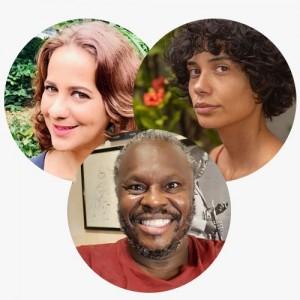 Lia Vainer Schucman, Juliana de Paula Costa e Fábio Conceição