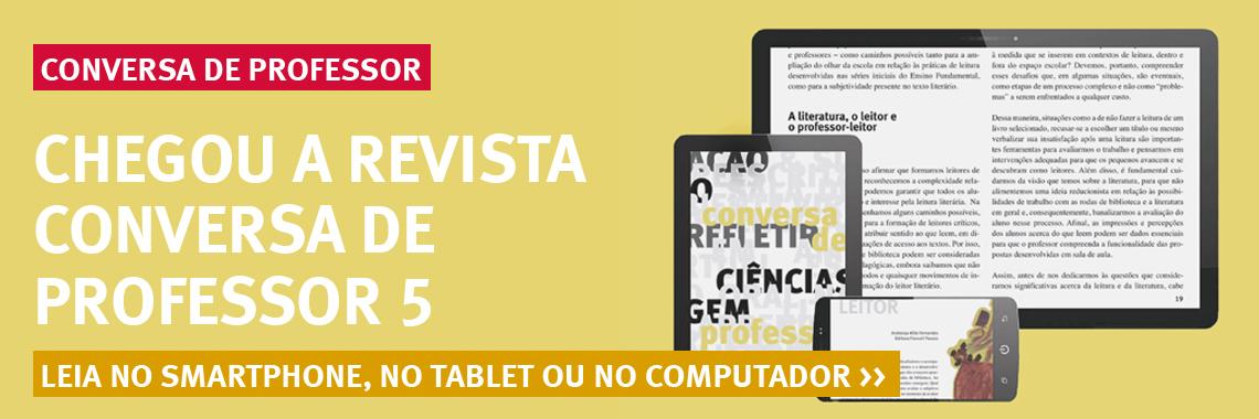 Revista Conversa de Professor 2016
