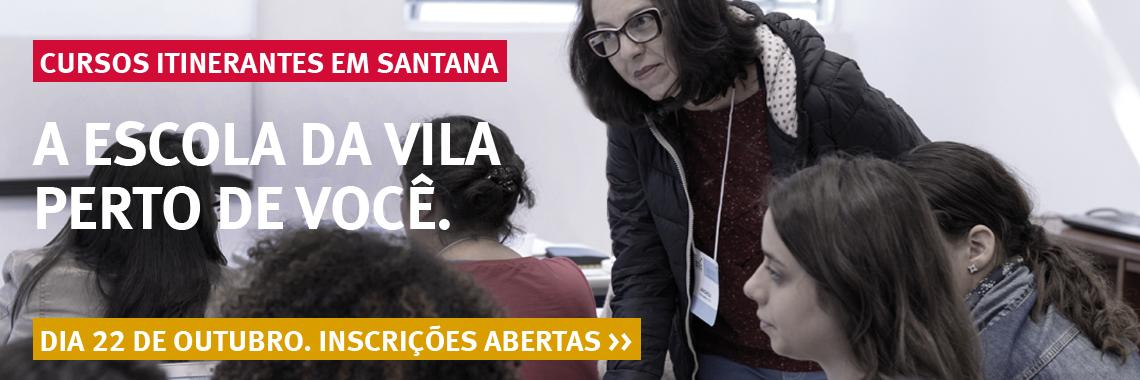 Itinerantes - Santana 2016