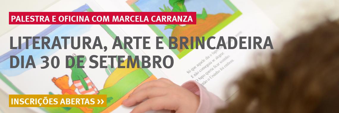 Palestra Marcela Carranza