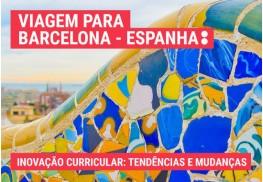 Viagem Barcelona