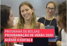 Edital Verão 2020